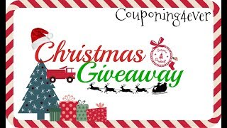 Home Organization and  Christmas GIVEAWAY