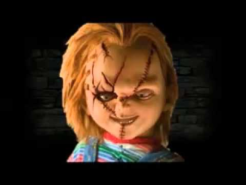 Happy Birthday Song By Chucky The Killer Doll Youtube