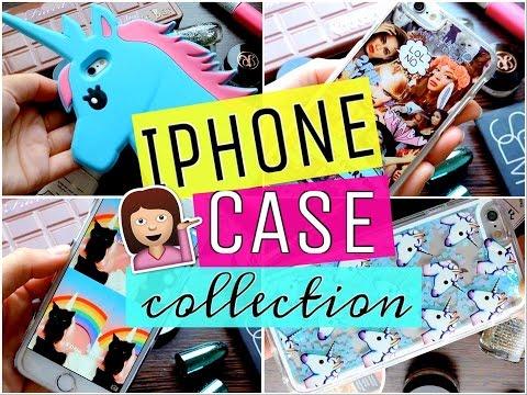 IPHONE 6 CASE COLLECTION   Colección de fundas (ChiniMakeup ArgentinaI)