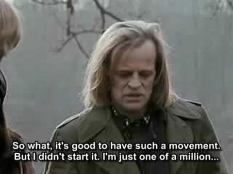 Klaus Kinski  & Tantrum in Park Subtitled