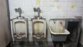Abandoned Bathroom NYC Subway
