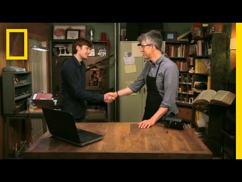 Make [Eye] Contact | Going Deep With David Rees