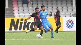 Abahani Limited Dhaka 2-2 Minerva Punjab (AFC Cup 2019 : Group Stage)
