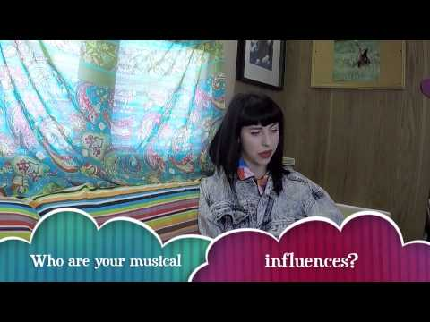 KIMBRA - Interview with Nicole DeRosa of AllAccess.com