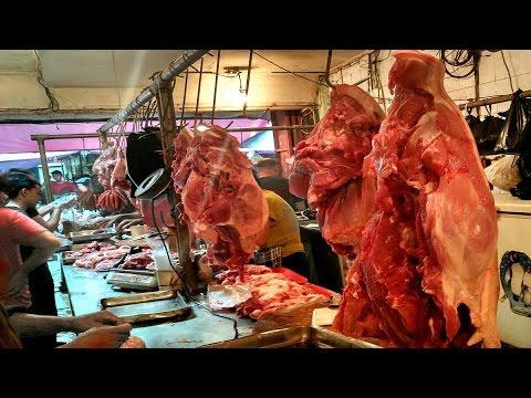 Famous Pork Market | Pasar Lama Indonesia