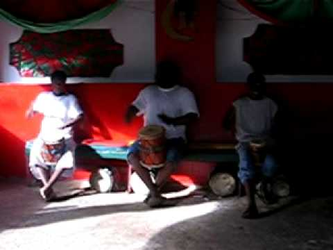 Real Orisha Drumming in Trinidad