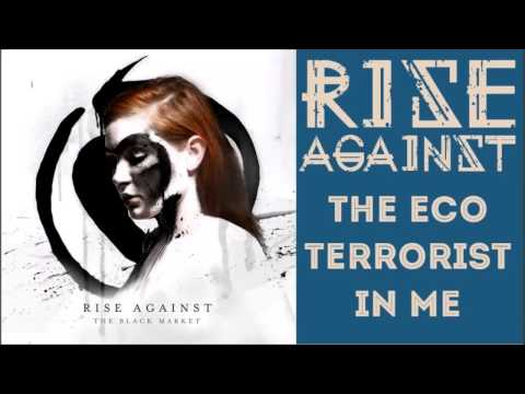 Rise Against The Eco Terrorist in Me HD Lyric Video