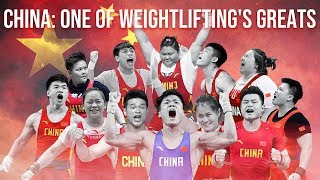 CHINA: One of Weightlifting's Great Nations