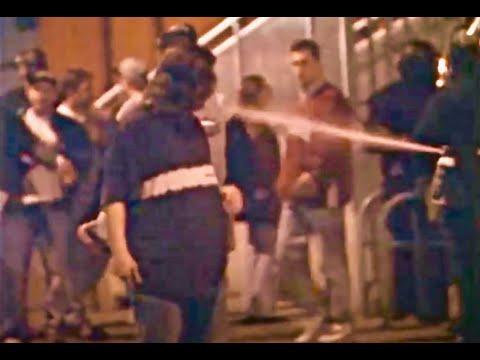 Superbowl Riot - Brad Houston KUSA-TV breaking  news
