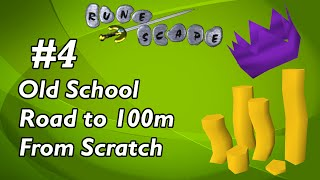 Runescape 2007 Road to 100m from Scratch | Episode #4 A Little Bit of Luck?