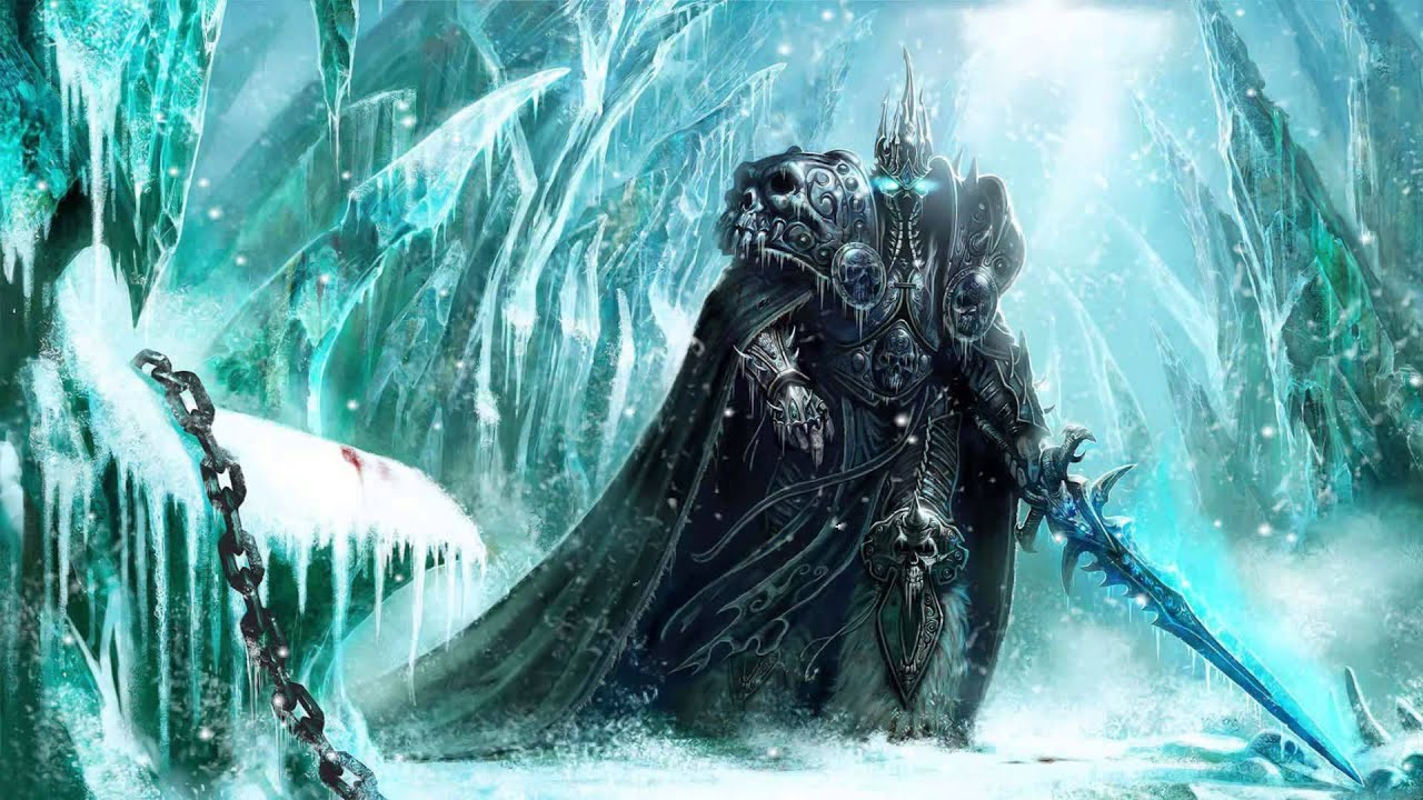 world of warcraft animated wallpaper  WoW Villains Animated Wallpaper http://www.desktopanimated.com ...