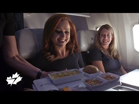 Explore London in 60 seconds with Kate Beirness | WestJet