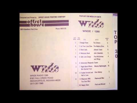 WNDE 1977