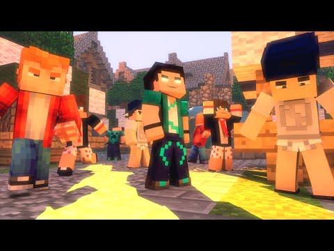 Minecraft Mods - YOUTUBERS MORPH HIDE AND SEEK