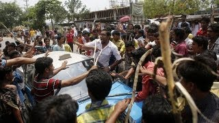 A sombre May Day in Bangladesh after building collapse