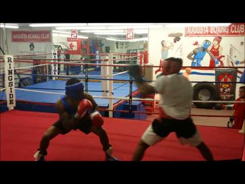 Jade 'theSpade' Ealy boxing promo...