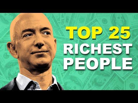 Top 25 RICHEST