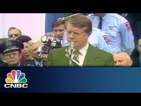 Jimmy Carter on Entering Politics  CNBC Meets