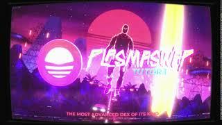PlasmaSwap Cyberpunkstyle