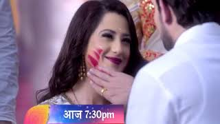 Ishq Mein Marjawa: Tonight  7.30pm
