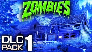 INFINITE WARFARE ZOMBIES DLC 1 - NEW MAP IMAGE & NAME TEASERS! MIKE MYERS RETURN?
