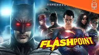 Batman CONFIRMED for Flashpoint Movie