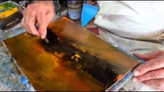 Repeat youtube video Wie man ein Bild in 5 minuten malt