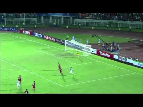Shocking goalkeeper blunder at Asia U-19s