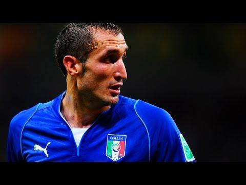 Giorgio Chiellini | Best Defensive Skills, Runs & Passes | HD 720p