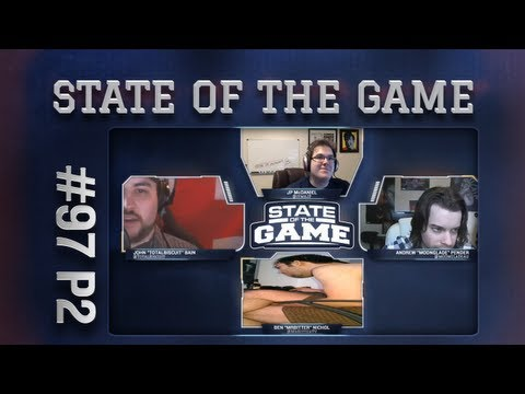 State of the Game EP97 - Personal Sponsorship / HomeStory Cup (Part 2)