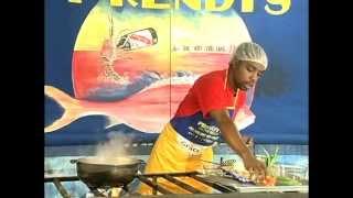 Prendy's Pumpkin Steamed Fish - Grace Foods Creative Cooking