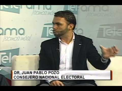 Dr. Juan Pablo Pozo