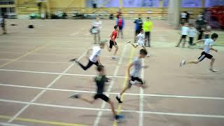 Финал на 60 м Юноши 2