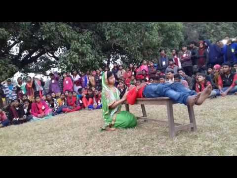 Drama on Note Bandi by seraikela kharsawa District Committee all India dso(1)