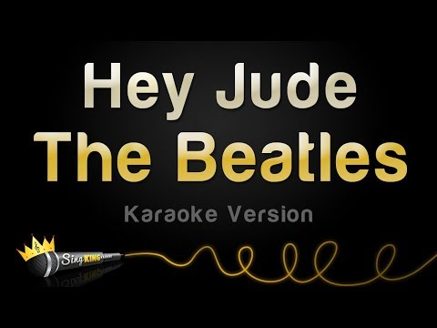 The Beatles - Hey Jude (Karaoke Version)