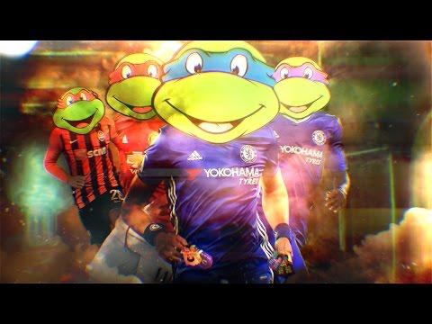 ЧЕРЕПАШКИ НИНДЗЯ В FIFA 17