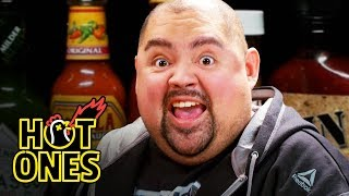 Download Gabriel Iglesias Does Wrestling Trivia While Eating Spicy Wings | Hot Ones Mp3 and Videos