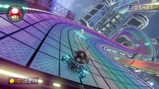 Rainbow Road - 1:59.412 - ALG★4★LIFE (Mario Kart 8 World Record)