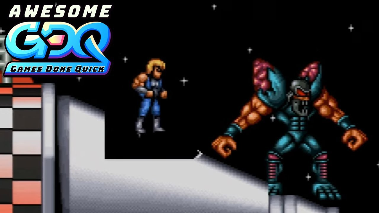 Battletoads & Double Dragon by colin in 19:45 - AGDQ2020