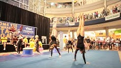 Elite Gymnastics Academy at Mall of America, Minnesota