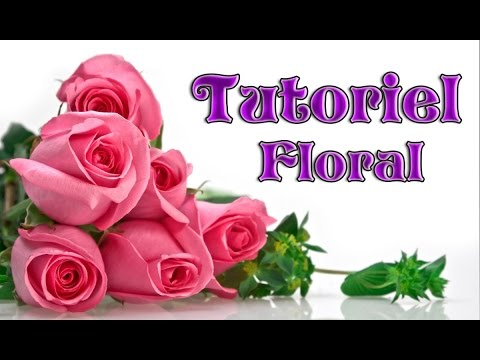 tutoriel composition florale bricol 39 tout youtube. Black Bedroom Furniture Sets. Home Design Ideas