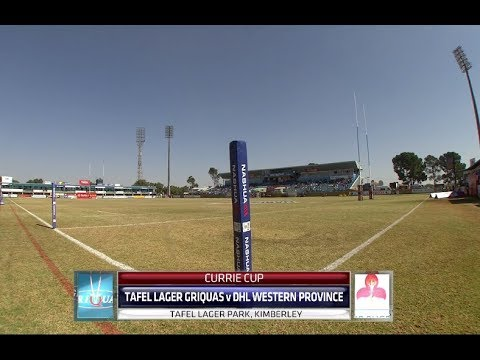 Currie Cup 2017 - Tafel Lager Griquas vs DHL Western Province