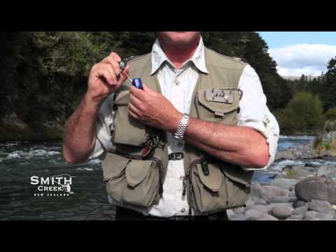 ROD CLIP™ - Wearable Fishing Rod Holder - From SMITH CREEK® NEW ZEALAND