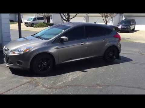 2014 ford focus se mods youtube. Black Bedroom Furniture Sets. Home Design Ideas