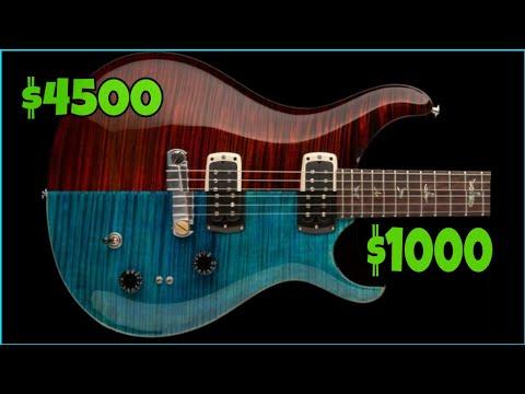 PRS Paul&39;s SE vs Core Guitar