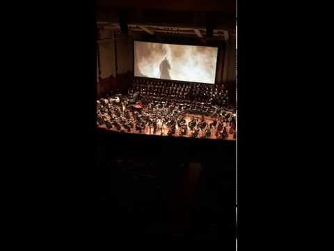 LOTR - Seattle Sympnony (6/15/16) Fellowship of the Ring