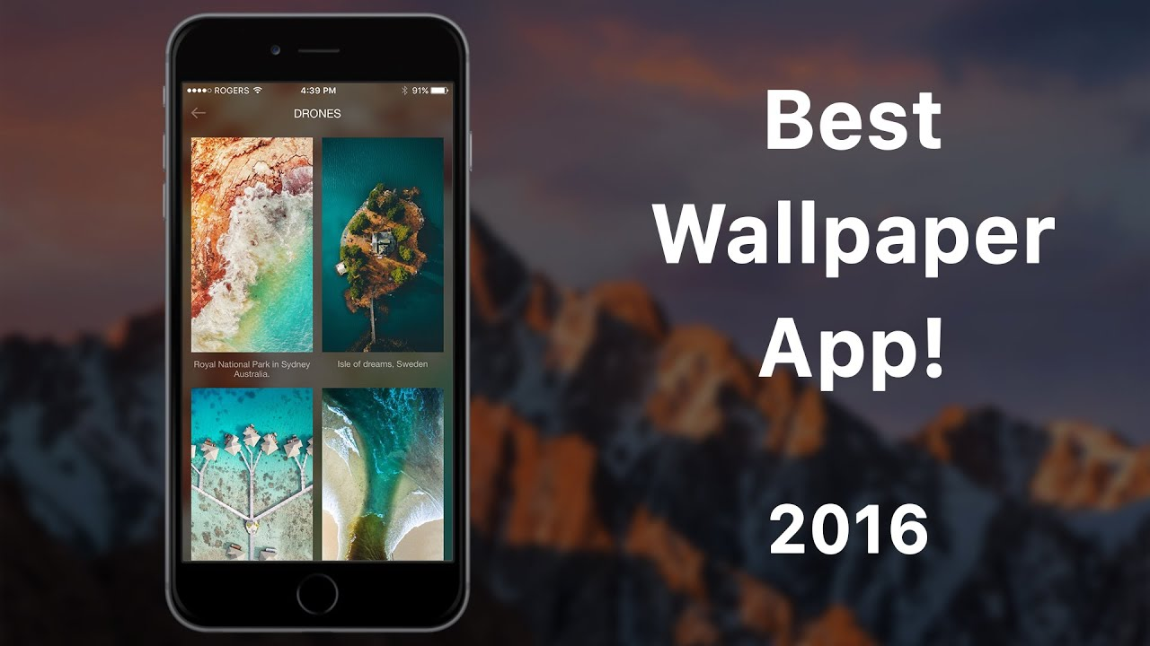 Wlppr Best Wallpaper App For Iphone 2016 Youtube 804 likes · 1 talking about this. youtube