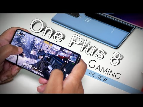 One Plus 8 Impressions - The Gaming Beast? - Hindi