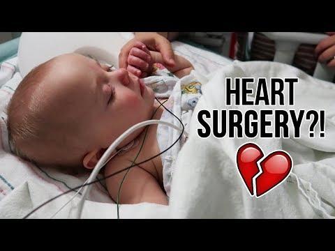 OUR BABY NEEDS HEART SURGERY??! (LTGA - Congenital Heart Defect)