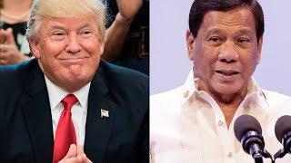 Leaked Trump Duterte Phone Call is STUNNING